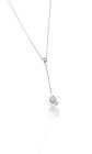 Collier ONLY DIAMOND - Or blanc & Diamant - Création GAREL
